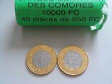 Comores Comoros 250 francs 2013  PRICE FOR ONE COIN UNC