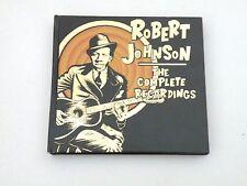 ROBERT JOHNSON -THE COMPLETE RECORDINGS-2 CD DIGIPACK HARDCOVER 2004 COMET- VR