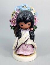 "Goebel DeGrazia ""Flower Girl"" 1983 Signed 10 310 Figurine"