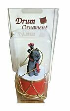 Kerry Blue Terrier Ornament Drum Christmas Ornament Dog New
