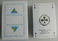 Jeu de 54 cartes / Playing cards / Société d'assurances Prévoir / Grimaud / Neuf