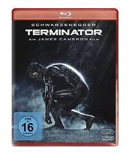 TERMINATOR 1 Sin Cortes - JAMES CAMERON Arnold Schwarzenegger BLU-RAY NUEVO