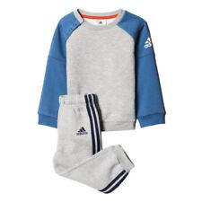 Abbigliamento tuta da ginnastici marca adidas per bambini dai 2 ai 16 anni poliestere