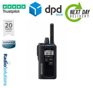 Kenwood TK-3601D Digital Walkie Talkie Pro Talk Two Way Radio C/W Single Charger