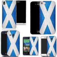 Motif case cover for All popular Mobile Phones - scottish flag