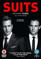 Suits - Season 3 [DVD][Region 2]