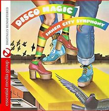 Inner City Symphony - Disco Magic [New CD] Manufactured On Demand