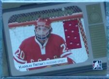 2006-07 ITG International Ice Great Moments GOLD Jersey Vladislav Tretiak /10
