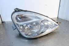 2002 MERCEDES A CLASS A170 W168 DRIVER SIDE FRONT HEADLIGHT A1688202061 (DAMAGE)