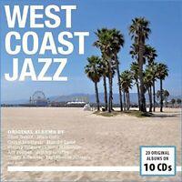 WEST COAST JAZZ - VARIOUS [CD]