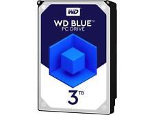 WD Blue 3 TB 3.5-inch SATA 6 Gb/s 5400 RPM PC Hard Drive WD30EZRZ