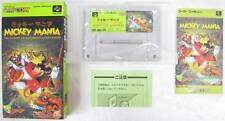 SNES MICKEY MANIA MICKEY MOUSE SUPER FAMICOM BOX -2