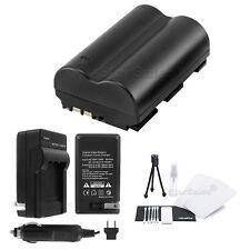 BP-511 Battery + Charger + BONUS for Canon PowerShot G1 G2 G3 G5 G6 Pro1 Pro90