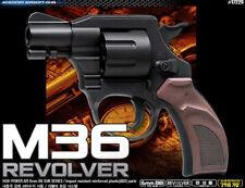 Academy Korea M36 Revolver Airsoft Pistol BB Replica Hand Toy Gun 6mm