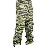 New Valken Paintball VTac V-Tac KILO Playing Pants - Tiger Stripe - Medium M