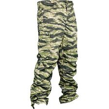 New Valken Paintball VTac V-Tac KILO Playing Pants - Tiger Stripe - X-Large XL