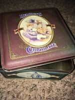Vintage Hershey's Pure Milk Chocolate Nostalgic Limited Ed Collectable Tin 1995