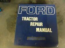 Ford 2000 3000 4000 5000 Tractors Repair Manual