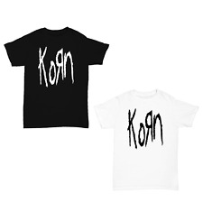 ALICE IN CHAINS KORN TOUR T SHIRT ** COLOURS AVAILABLE**