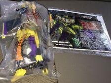 Transformers Botcon 2014 ATTENDEE Pirate Brimstone Energon Sixshot