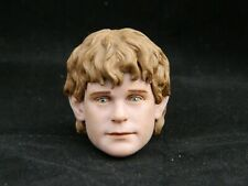 The Lord of the Rings Samwise Gamgee 1/6 Scale Sideshow Head Sculpt