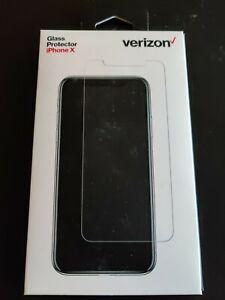 Brand New Verizon Glass Protector iPhone X