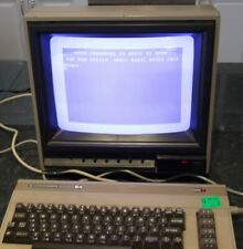 Commodore 1801 vintage CRT monitor for C= 64 64C 128 VIC-20