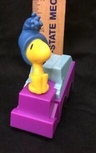 McDonald's 2015 Peanuts Movie Woodstock Ice Cleaning/Zamboni