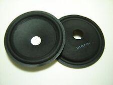 """Pair 6"""" Paper Cone - Speaker Parts - 145469"""