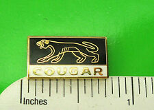 Mercury COUGAR black cat body - hat pin , lapel pin , tie tac  GIFT BOXED jb5672