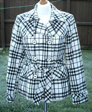 Polyester Petite Double Breasted Coats & Jackets for Women