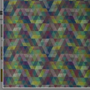 ROMAN BLIND BLACKOUT PRESTIGIOUS BALI MANDO BLURRED DIAMONDS PURPLE GREEN BLUE