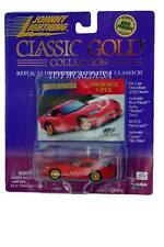 2001 Johnny Lightning Classic Gold 1998 Dodge Viper Race Version