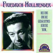 Hollaender,Friedrich - Bei Uns Um Die Gedächtniskirche 'rum - CD