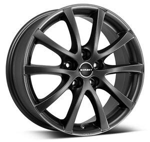 Hyundai i30, Alufelge, 7Jx18 ET54 5x114,3 neu, Typ: FD + FDH, Borbet LV5 Mistral
