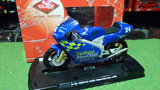 MOTO HONDA RS 125 Elias Telefonica Movistar #24 Bleu 1/10 GUILOY 13630 miniature