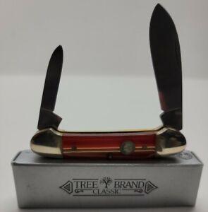 Boker Tree Brand Vintage Pocket Knife 200cs B7
