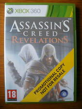 Assassins Creed Revelations PROMO – Xbox 360 ~ NEW & SEALED (Promotional Game)