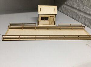 Woody Farm Building.  MASWB001 Weight bridge 1:32, Farm buildings