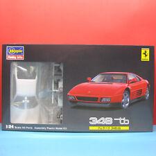 Hasegawa 1/24 Ferrari 348tb Assembly Plastic Model Car Kit #20230