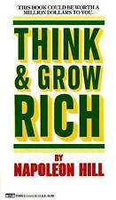 Think and Grow Rich by Napoleon Hill (Paperback, 1975)