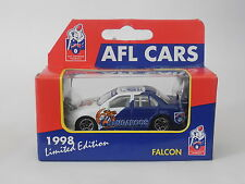 MATCHBOX 1/64  AFL CARS 1998  NORTH MELBOURNE KANGAROOS FORD FALCON