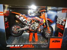Automaxx KTM 250 SX-F 2014 Jeffrey Herlings #84 Red Bull 1/12
