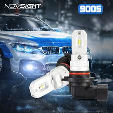 NOVSIGHT 80W 9005 H10 CSP LED Fog Light Bulb Driving Headlight Xenon Lamps 6500K