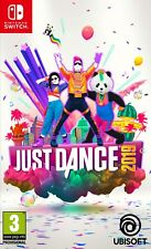 Just Dance 2019 (Switch)  BRAND NEW AND SEALED - QUICK DISPATCH - IMPORT