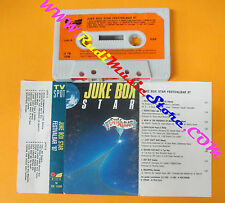 MC FESTIVALBAR '87 JUKE BOX STAR compilation SABRINA SALERNO SPAGNA no cd lp dvd