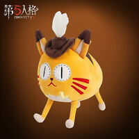 Identity V Mr. Whiskers Mr. beard Follower Pet Orange Cat Plush Doll Stuffed Toy
