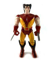 Wolverine Vintage Toybiz Marvel X-Men Action Figure 1991 90s Comics Superhero