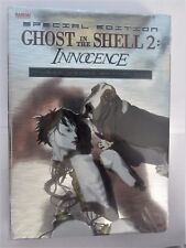 Ghost in the Shell 2: Innocence Music Video Anthology (DVD, 2005, Special Editio
