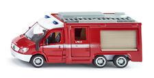 SIKU 2113 Mercedes-benz SPRINTER Feuerwehr 6x6 In 1 50